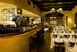 Classic Western Steakhouse
