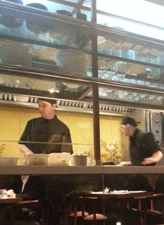 Restaurante Iki Barcelona