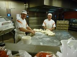 Panaderos en Suiza