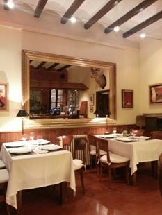 Restaurant Sant Pere del Bosc (Lloret de Mar)