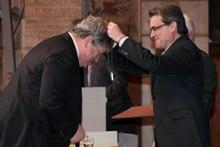 Colman Andrews Creu de Sant Jordi 2012