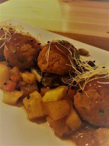 Veggie balls by Sopa